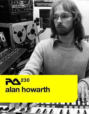 RA.230 by Alan Howarth