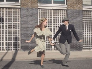 100 Years of East London Fashion in 100 Seconds