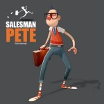 Salesman Pete