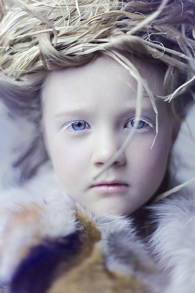Allison Kortokrax (Korto Photography) - Winter Lilli Gonzales Brooks - hair Suzy Galazka (Hair Revolution) - makeup Anjelica Santillan (A Modern Face) - wardrobe Kluger Furs