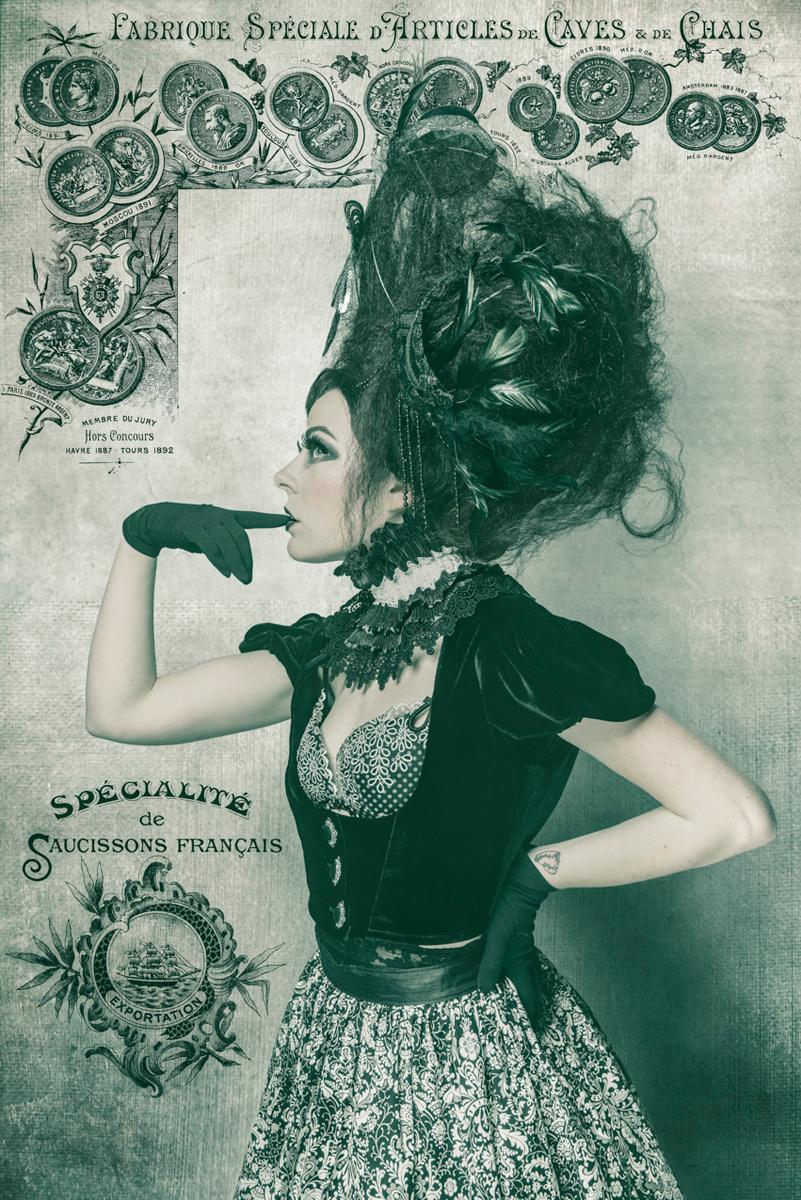 Scott Detweiler - Jane Love - hair Alex Chili Jankowski - makeup Mychelle Evelyn - wardrobe Silversärk Clothier