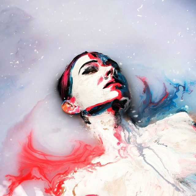 Alexa Meade - Sheila Vand
