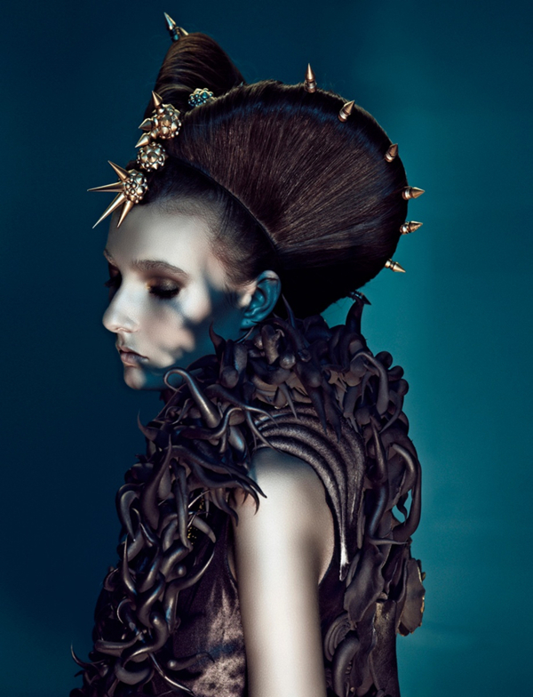 Cheng Yu Chiang - designer I. Couture