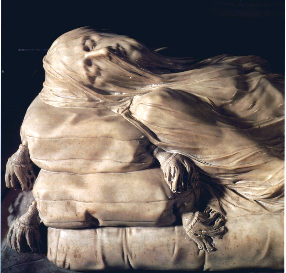 Guiseppe Sammartino - The Veild Christ