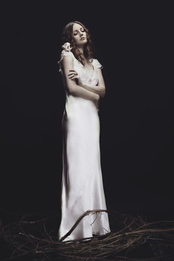 Pauline Darley - Tasha Ross - hair Brigitte Meirinho - makeup MademoiselleMu - jewelry Charlotte Martyr - stylist Tara Ziegfeld - art director Quentin Legallo