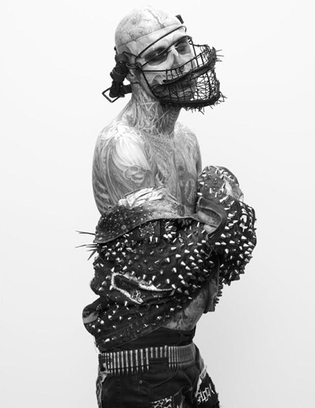 Steven Klein - Rick Genest