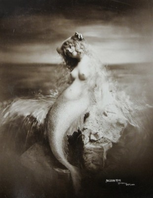 Ziegfeld Mermaid, 1896