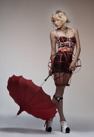 Allan Amato - Alexis Carene Hutt - makeup Medina Maitreya - stylist Jessica Atreides - wardrobe Five & Diamond