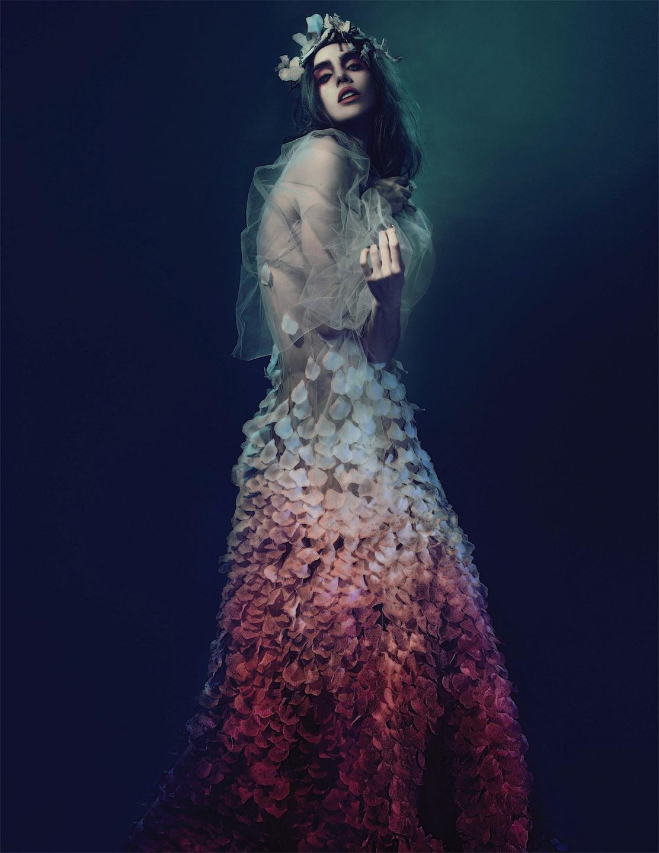 An Le - Alexa Johns - stylist Juliana Sullivan - hair Hillary Mund - makeup Mila Gross - set design Dylan Auman 2