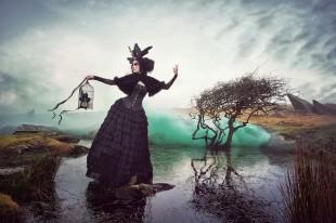 Carri Angel (Lunaesque) - Druidess of Midian - hair:props Jane-Ann Hunter (Lunaesque) - makeup Charlotte Gabriella Savoury (Illamasqua) - costume The Dark Angel Design Co