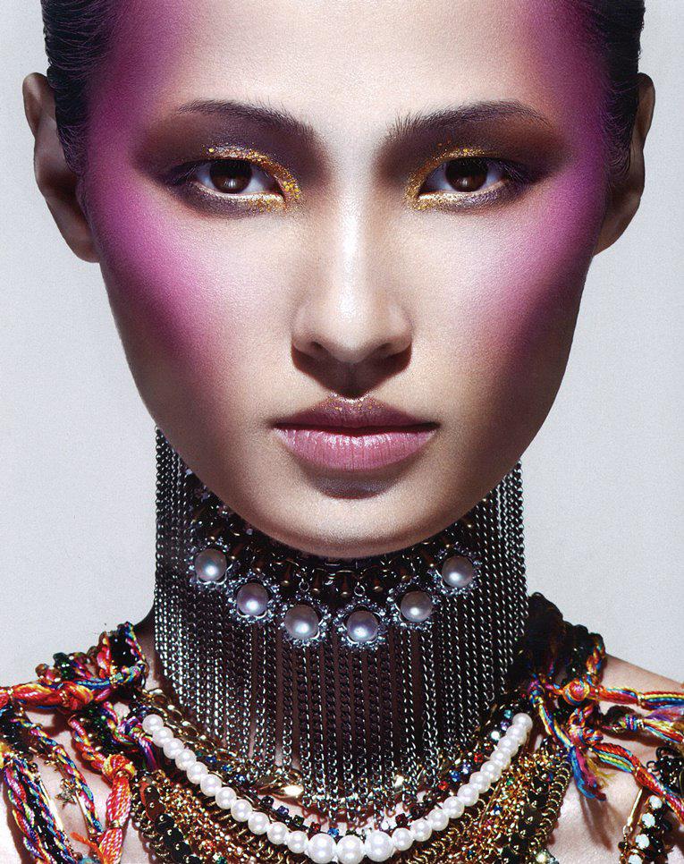 Charles Guo - Wang Xiao - stylist Shao Jia