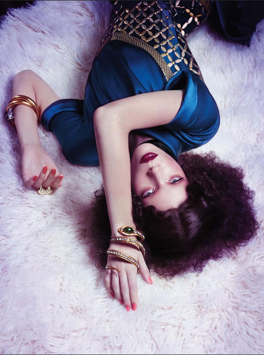 Daniele & Iango - Meghan Collison- stylist Patti Wilson