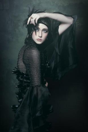 Emily Soto - TraeLee Costello - hair:makeup Jen Kolhagen - designer Elina Sheripova and Fiori Couture - stylist Steffani Symons