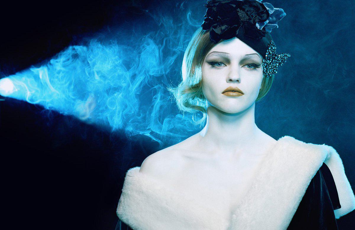 Miles Aldridge - Sasha Pivovarova
