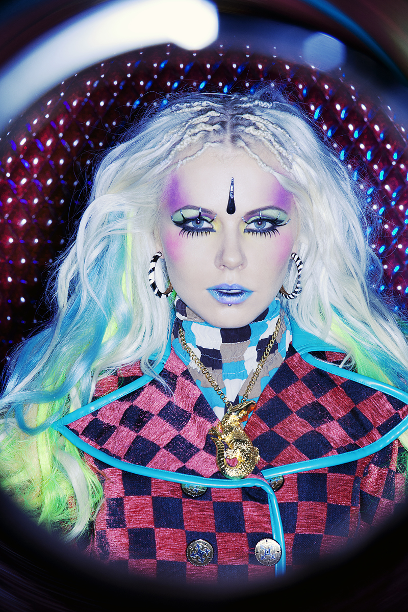 Sequoia Emmanuelle - Kerli - stylist Ferriss Mason - hair Hair by Pavy (TIGI) - makeup Ashley Joy Beck
