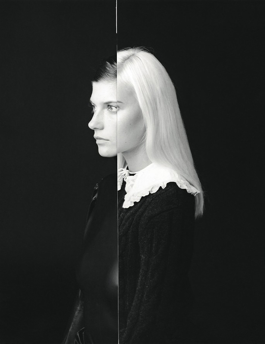 Clare Strand - Valerija Kelava - hair Naoki Komiya - makeup Hiromi Ueda - stylist Cathy Edwards