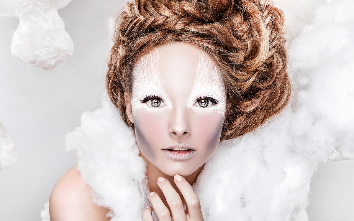 Kireev Art - Ksyusha Belskaya - hair Anastasia Raschinkina - makeup Agnet Kapel