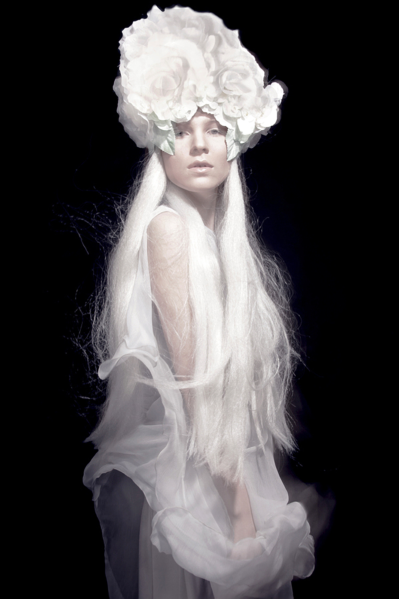 Mary Krotova - designer Olga Ryabchenskih - makeup Julia Pavlukova