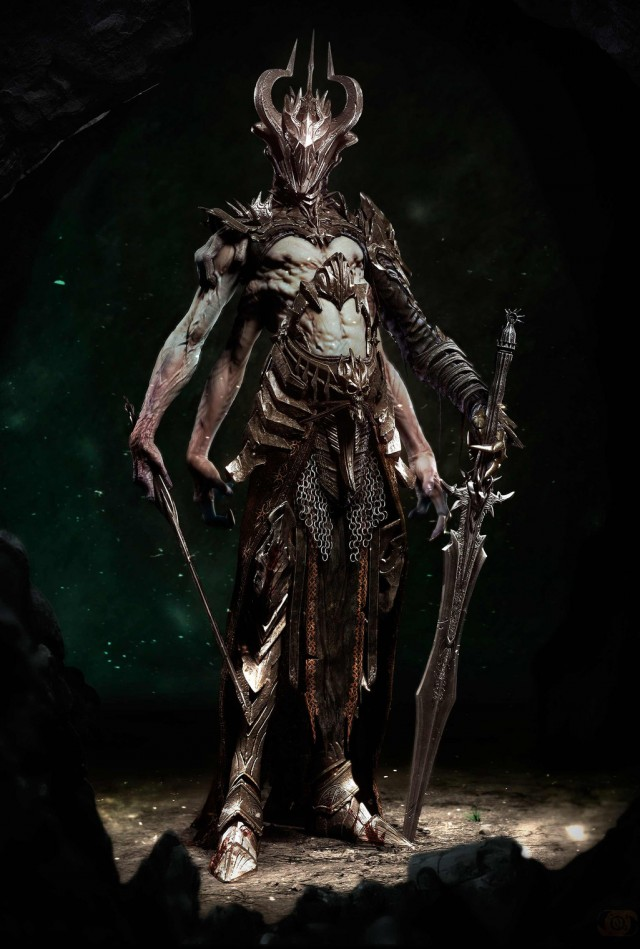 Niko Nikizar - Underground Black Prince (Dragon Age III)