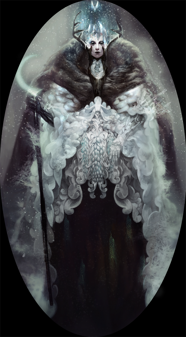 a-hour - Snow Queen