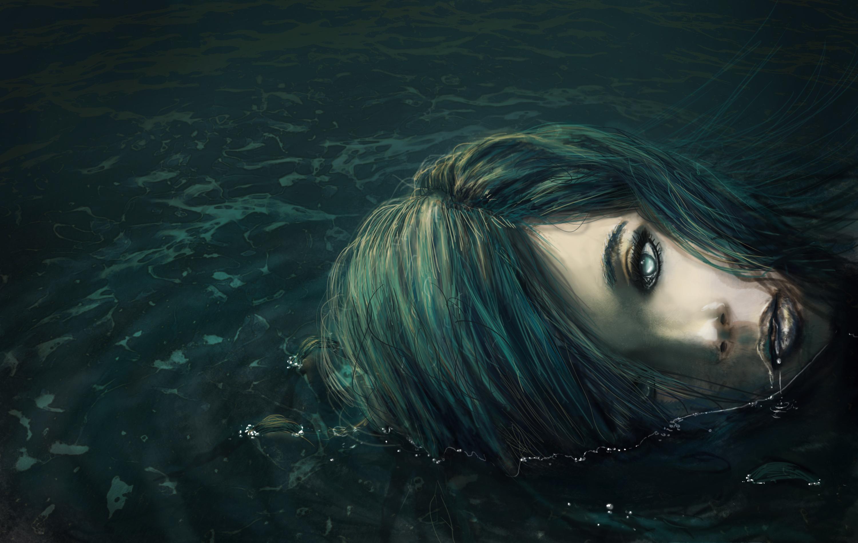 Abstrusa (Ellen Schinke) - Drowned