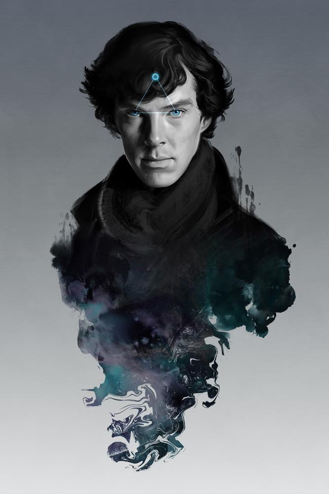 Artgerm - Sherlock
