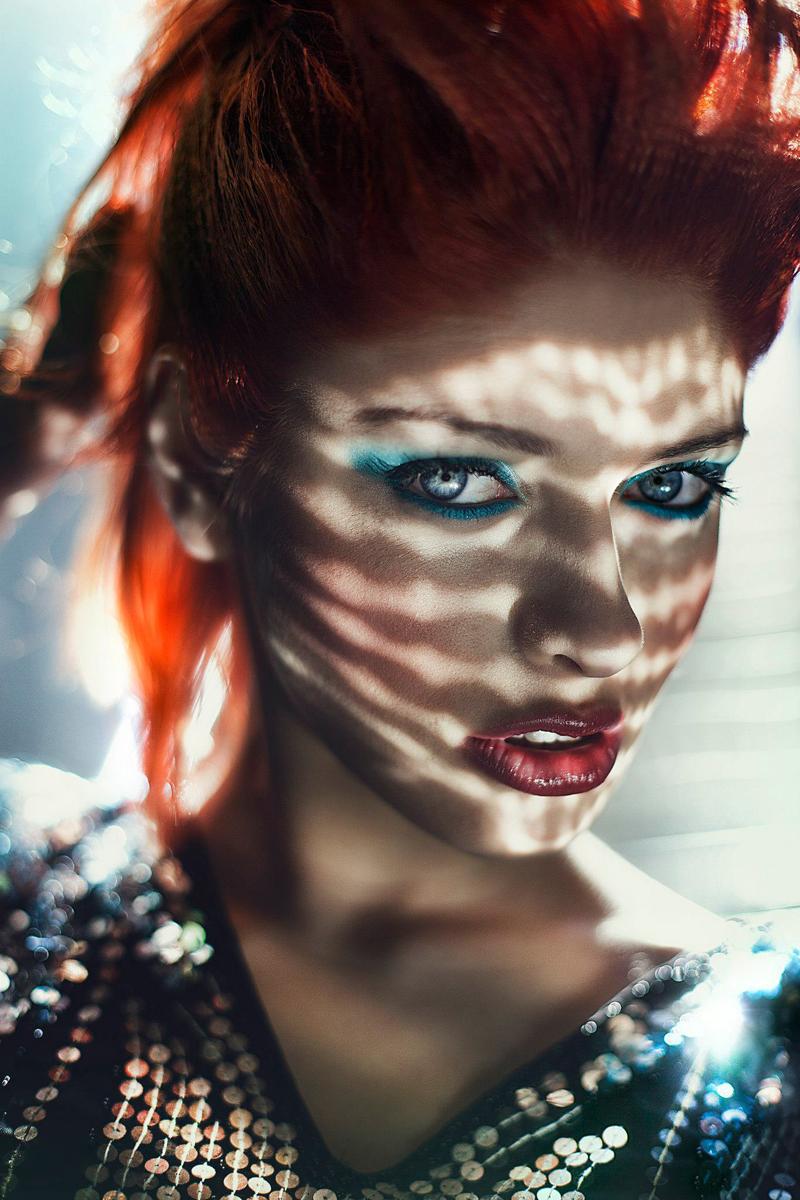 D'Alessandro Photography - Fiorella Panico - hair Fashionmix - makeup Anna Marchese - stylist Sabrina Denise Capasso