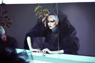 Elizaveta Porodina - Anika - makeup Stella von Senger - stylist Lorand Lajos