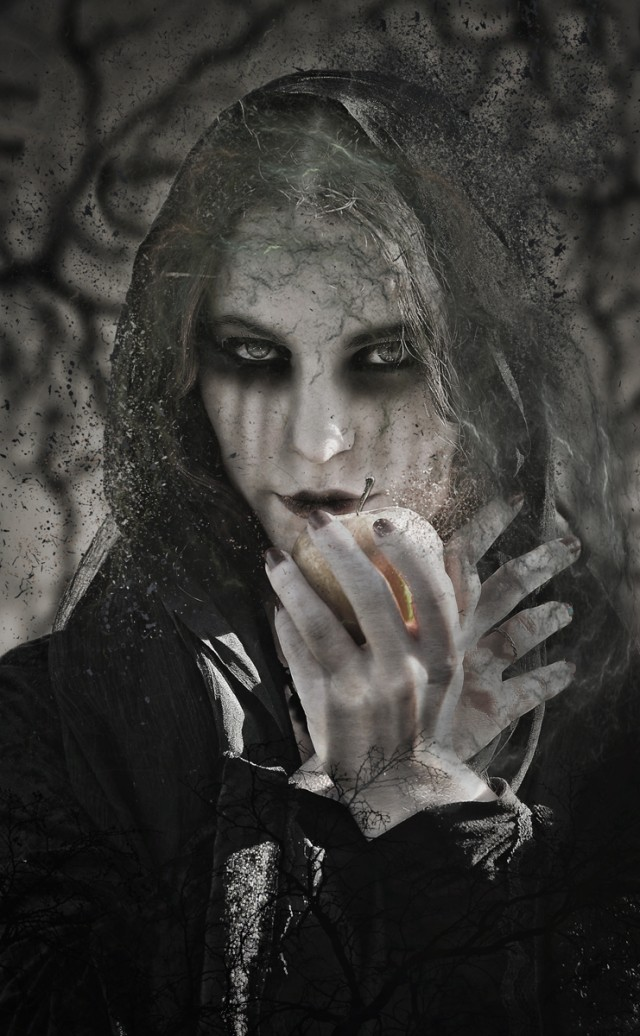 "LeLe Photography - Danielle Fiore - ""Reincarnation"""
