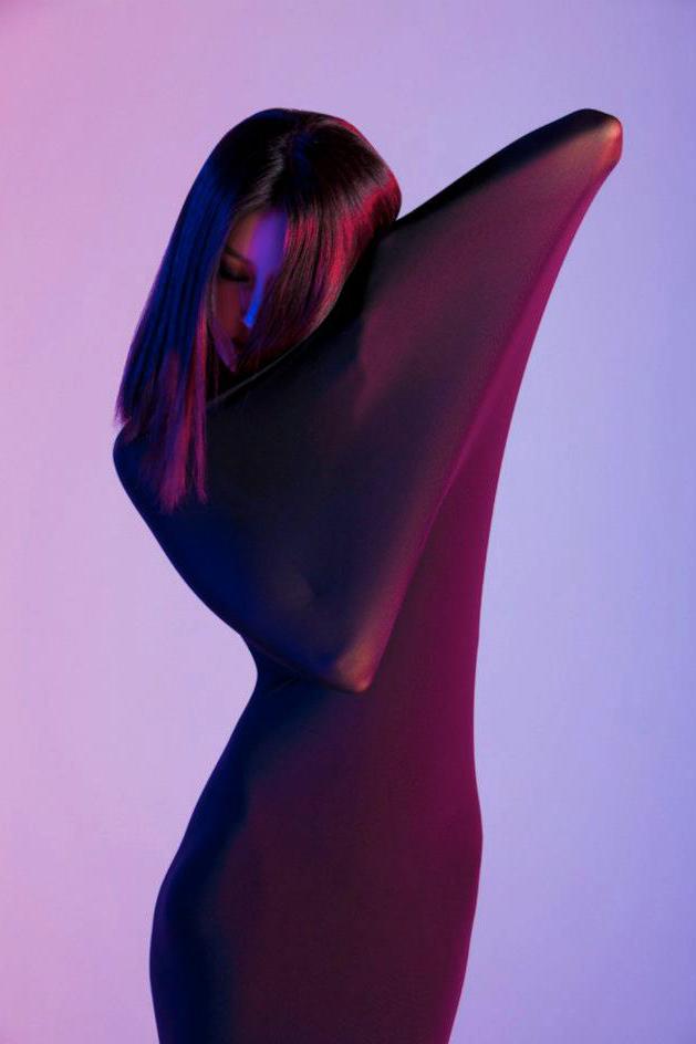 Pino Leone - Yeri Kim (One Models) - hair:makeup Giordana Hassan - stylist Andrea Algieri