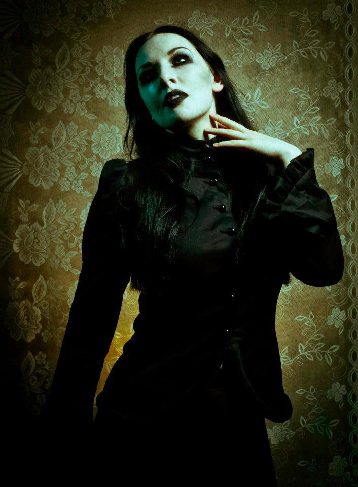 Rick Taylor - Black Swan Persona - makeup Lucy James