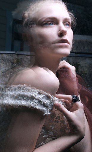 Simone Rutigliano (Simone Olgomonzio Fotografie) - Svetlana Levanova (Claudia Model Mgt) - makeup Virginia Resino