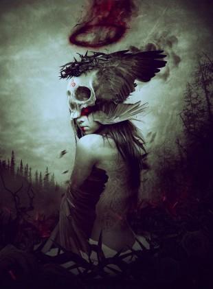 "Soufiane Idrassi - ""Dark Goddess"""