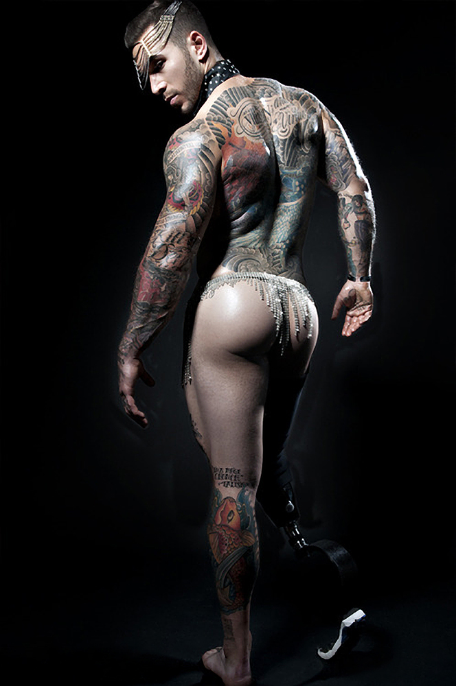 Alex Minsky ass