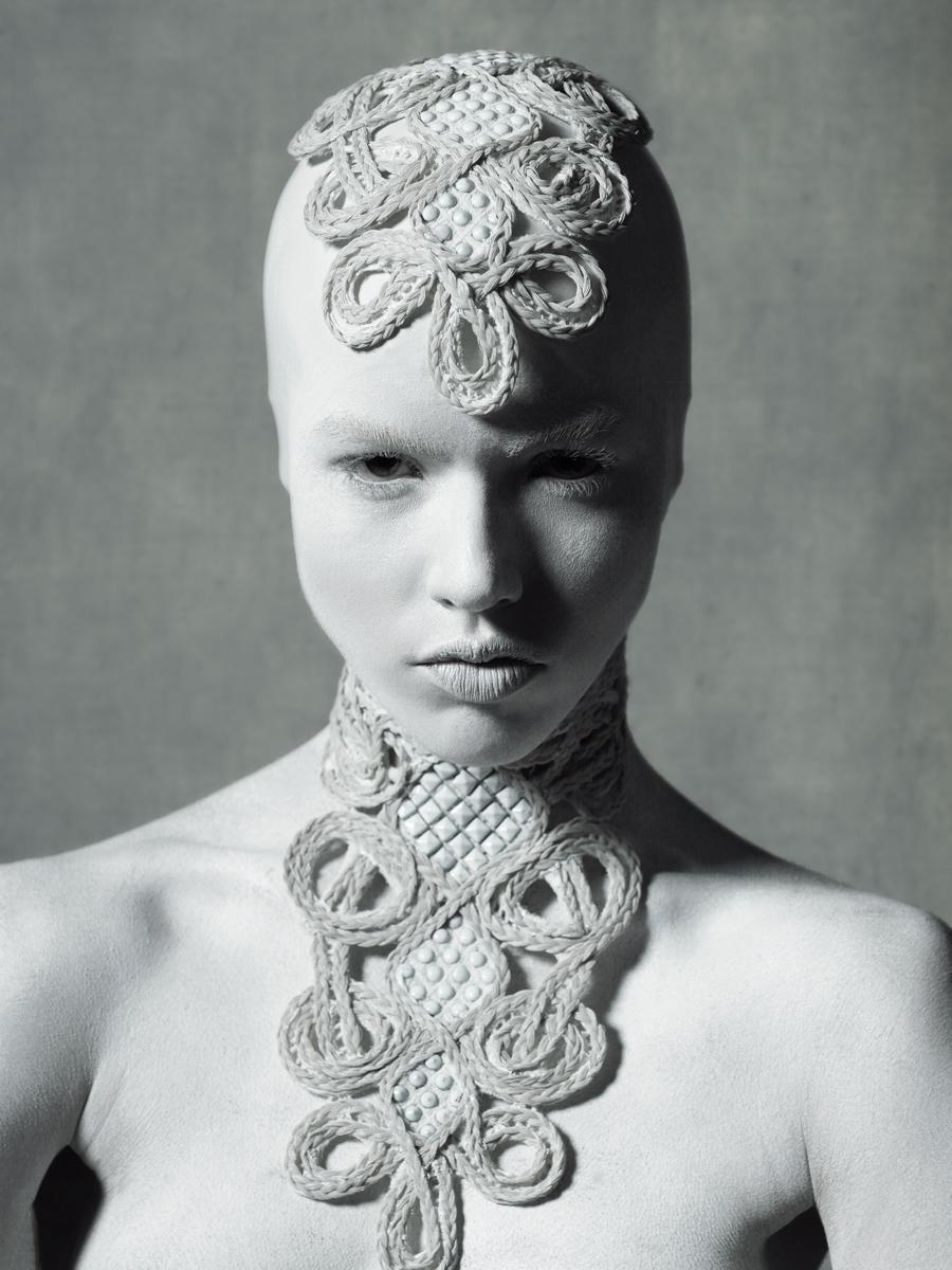 Raimondo Cantafio - Suzi Leenaars - hair Linh Nguyen - makeup Cheriene Waddell - makeup assistant Lu Wang