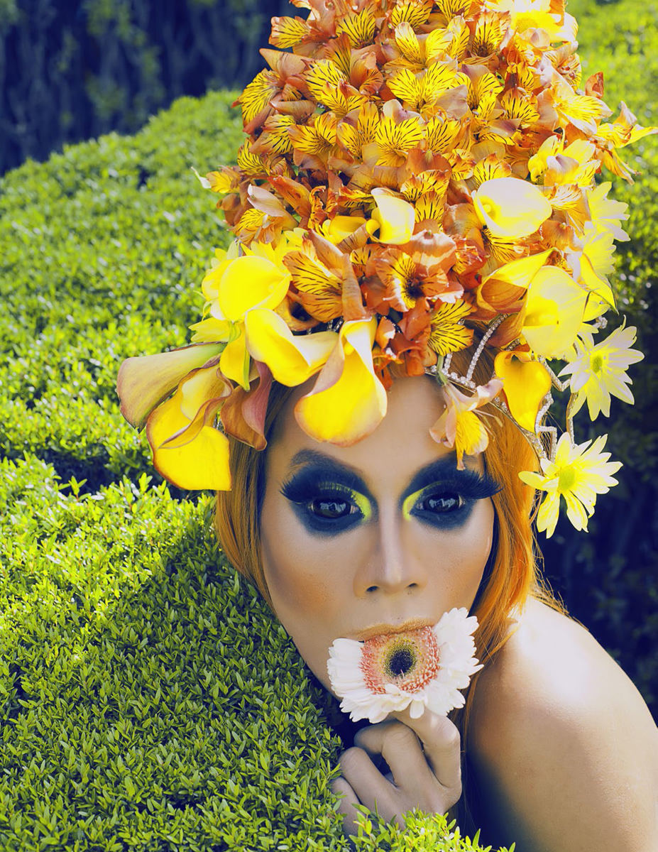 Sequoia Emmanuelle - Raja Gemini - interview Adrienne Glenn