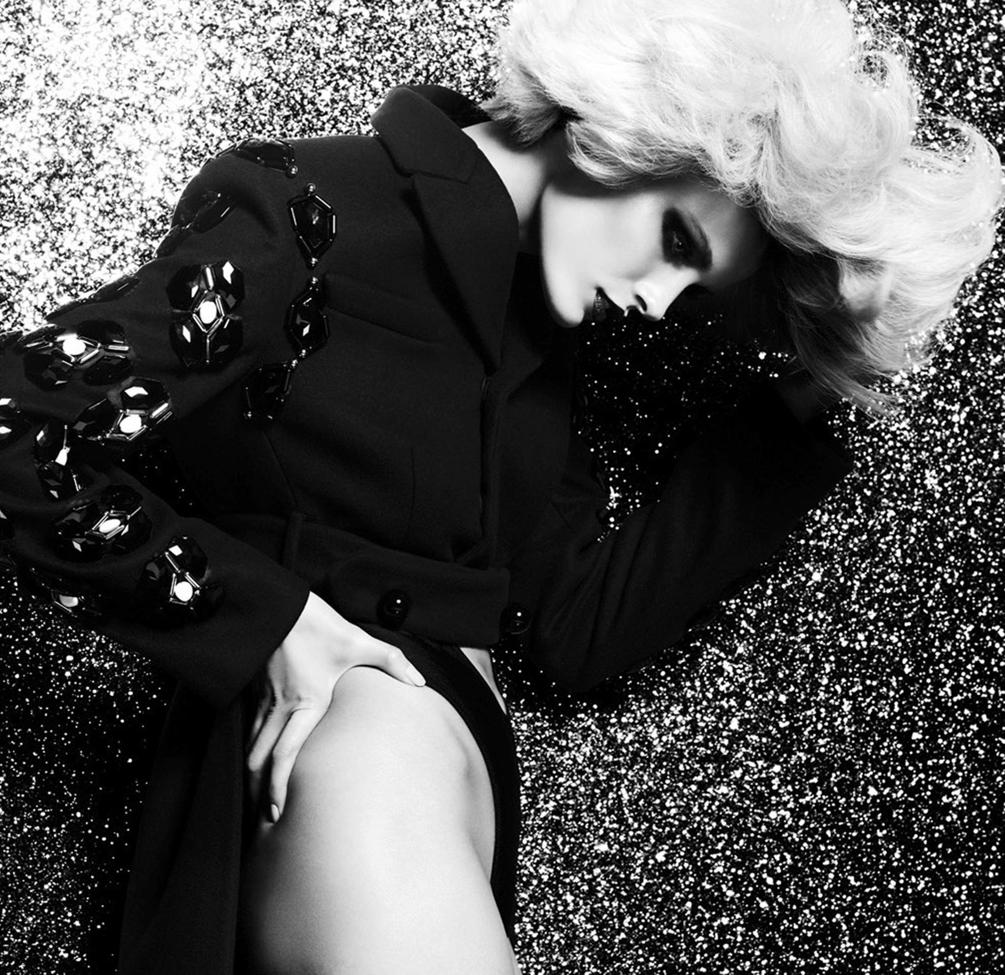 Warren du Preez and Nick Thornton Jones - Edita Vilkeviciute - stylist Franck Benhamou