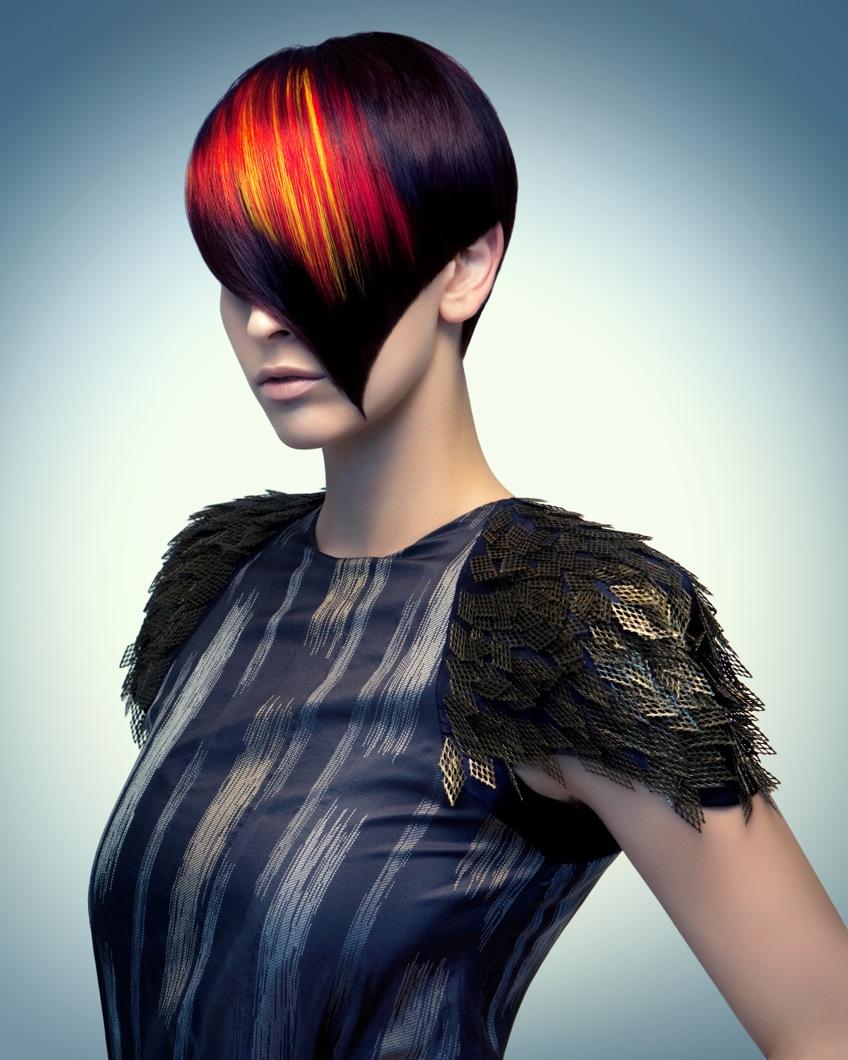 hair Seung Ki Baek - makeup Kathryn Hanrahan and Svetlana Sorokina - stylist Kay Korsh