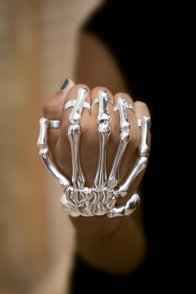 Anna Mckenzie - bracelet Delfina Delettrez