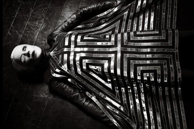 Bryan Adams - Daphne Guinness - stylist Lotta Aspenberg