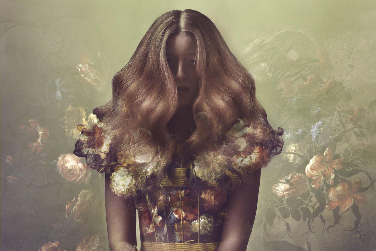 Elizaveta Porodina - Stella - hair:makeup Nadja Kaiser - Memento II