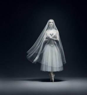 "Erwin Olaf - Jurgita Dronina - The Dutch National Ballet - ""Giselle"""