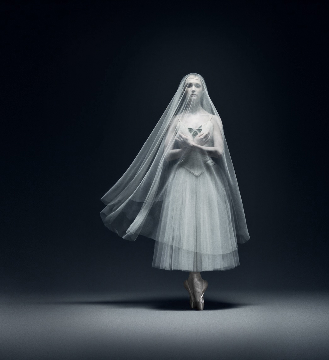 "Erwin Olaf - Jurgita Dronina - The Dutch National Ballet - ""Giselle"""
