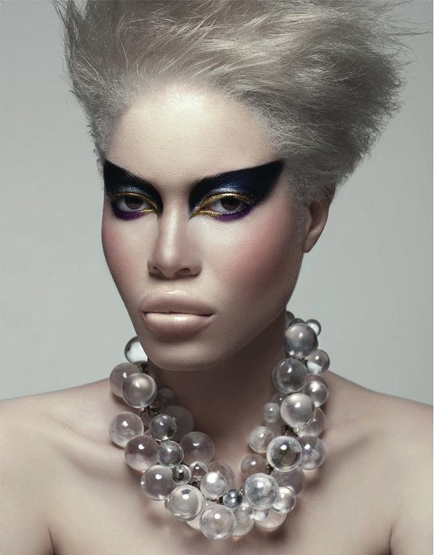 Ivan Monge - Diandra Forrest - hair Joey Oso - makeup Kim White 1