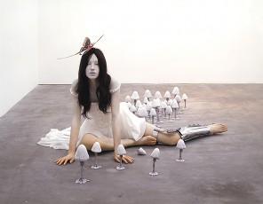Kioku Keizo - sculptor Motohiko Odani - Erectro