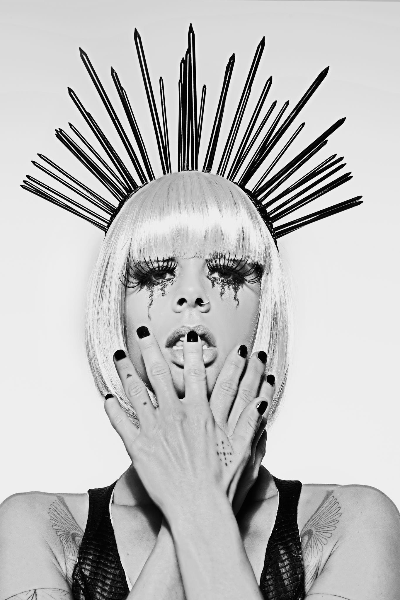 Sequoia Emmanuelle - Hopscotch - hair Haley Farrington - makeup Ashley Joy Beck - stylist Ja'Naya Walker