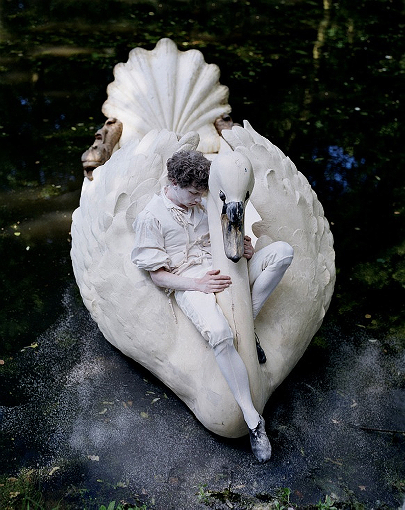 Tim Walker - David White