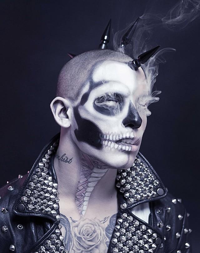 Vijat Mohindra - Skull Boy