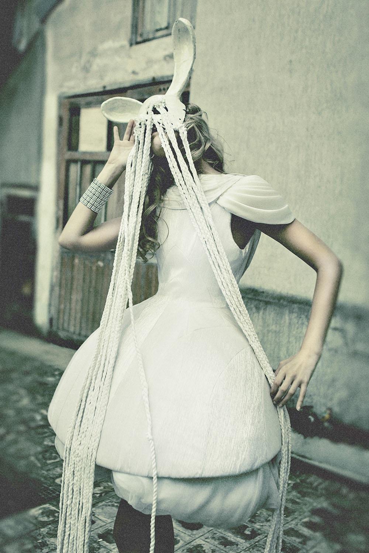Benjo Arwas - Christine Aimee @ FentonMoon - hair Davide Pereira - stylist Raquel Crispim - makeup Michele Catillon