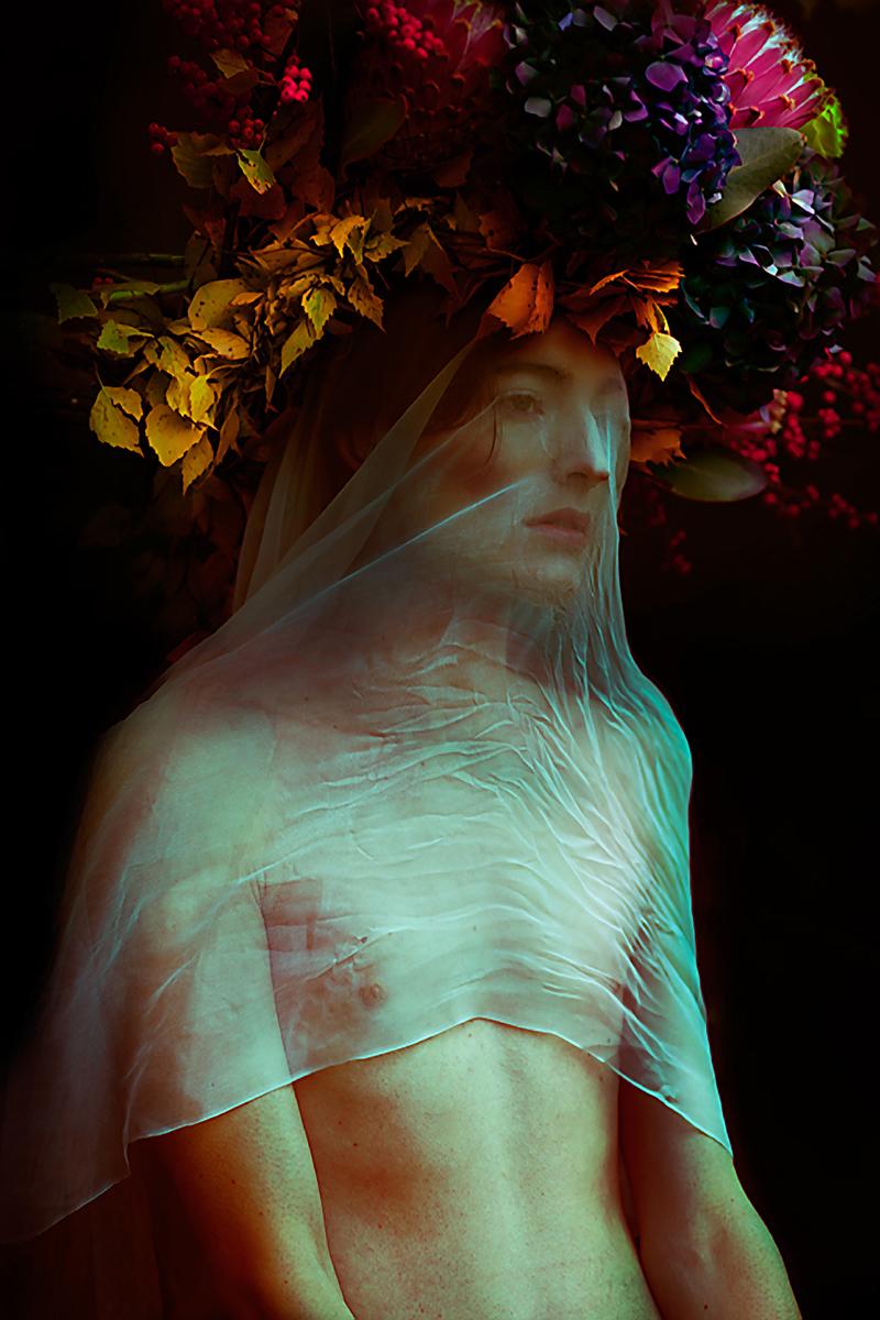 Elizaveta Porodina - Matei @ The Special - hair:makeup Valerie Fischer and Michael Salmen @ Artist Group Mierau - Dark Paradise
